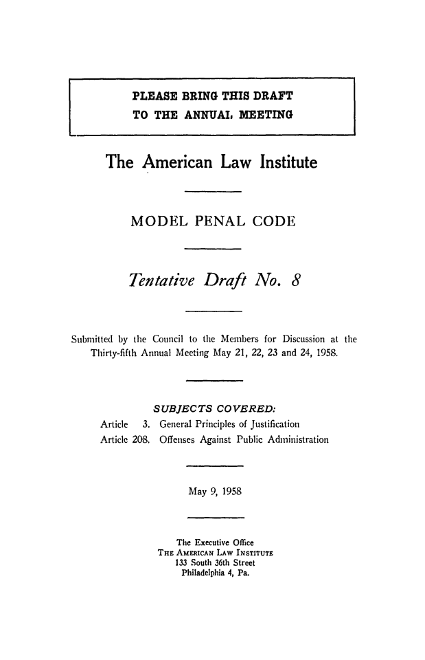handle is hein.ali/mpc0590 and id is 1 raw text is: PLEASE BRING THIS DRAFT