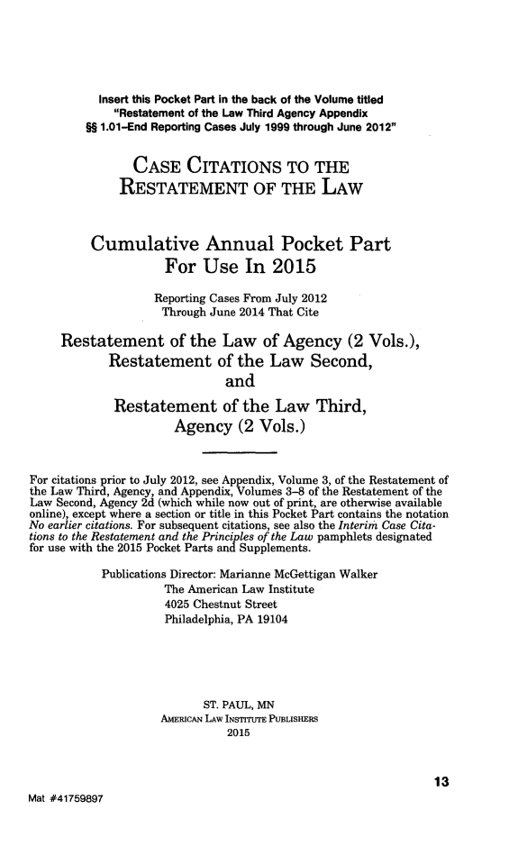 handle is hein.ali/relagcy0124 and id is 1 raw text is: 