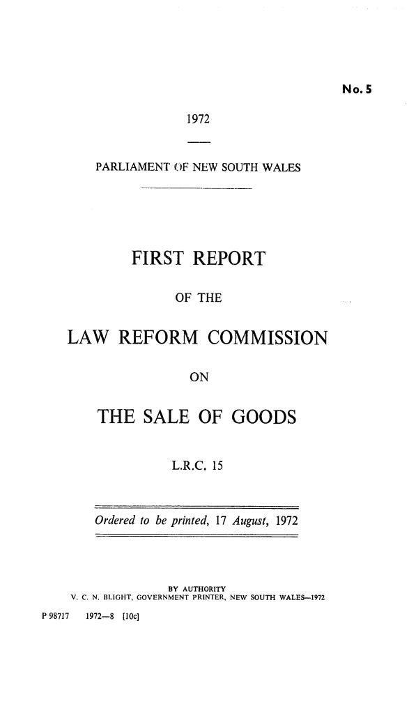handle is hein.alrc/frptsal0001 and id is 1 raw text is: No. 5