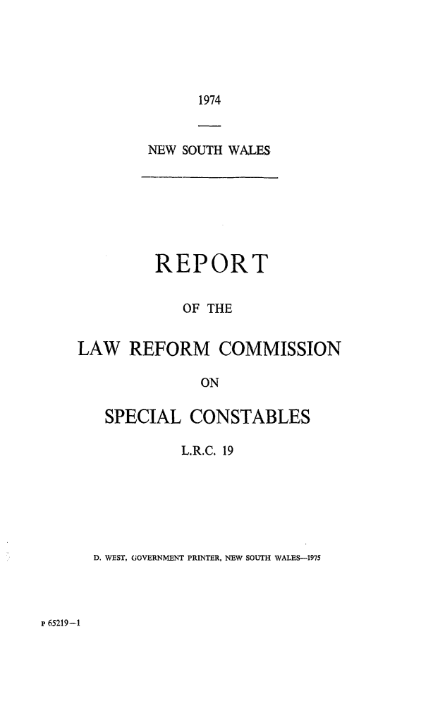 handle is hein.alrc/spconst0001 and id is 1 raw text is: 1974