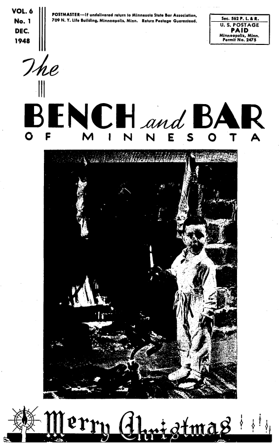 handle is hein.barjournals/benchnbar0006 and id is 1 raw text is: VOL. 6