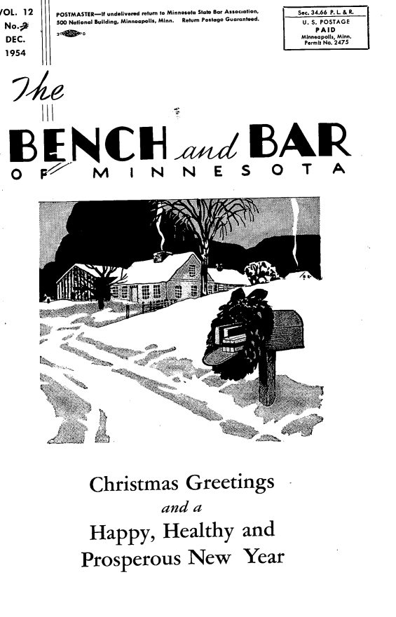 handle is hein.barjournals/benchnbar0012 and id is 1 raw text is: (OL. 12