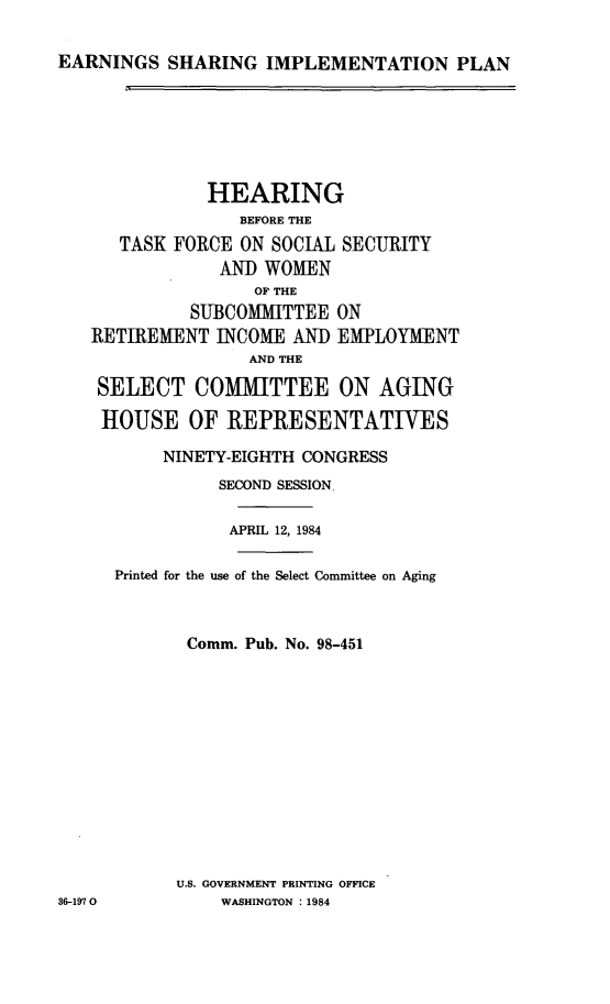 handle is hein.cbhear/earshimpl0001 and id is 1 raw text is: 