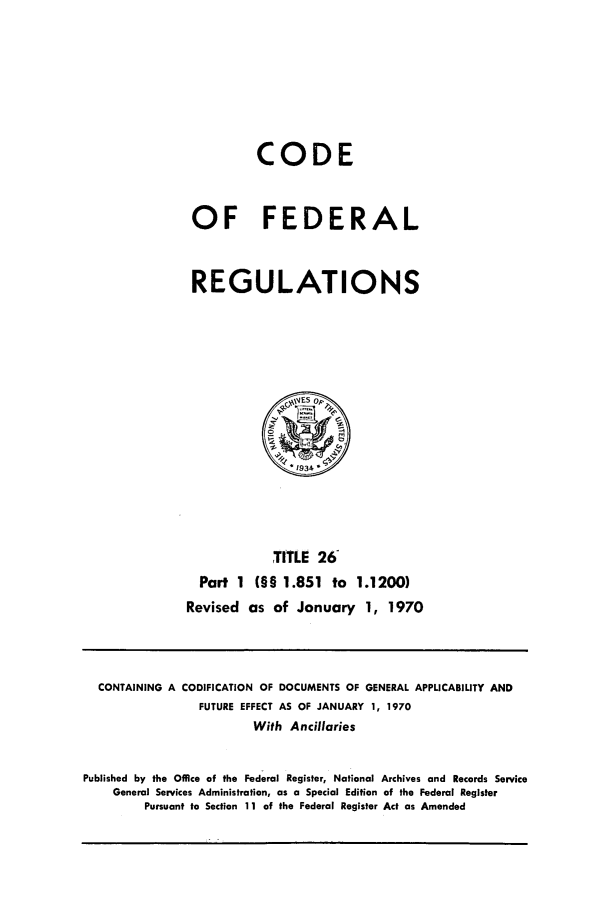 handle is hein.cfr/cfr1970048 and id is 1 raw text is: CODE