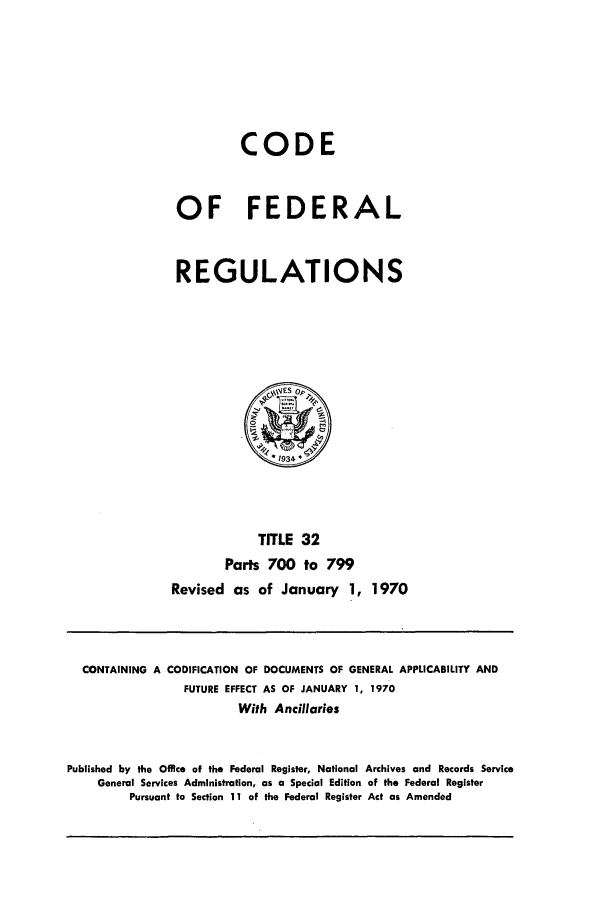 handle is hein.cfr/cfr1970069 and id is 1 raw text is: CODE