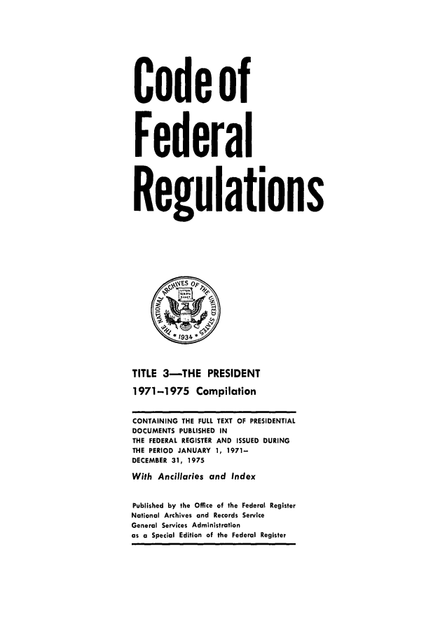 Code Of Federal Regulations Le 48 Acquisition System Chapter 2 Pt 201 299 Revised As October 1 2016