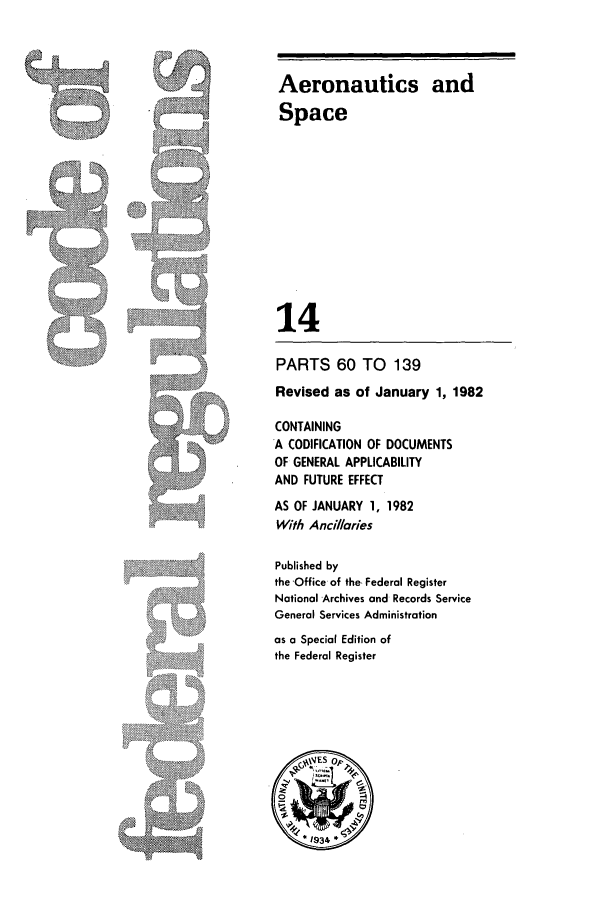 handle is hein.cfr/cfr1982037 and id is 1 raw text is: Aeronautics and