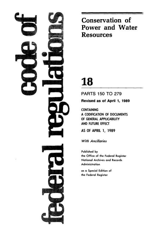handle is hein.cfr/cfr1989057 and id is 1 raw text is: �I'