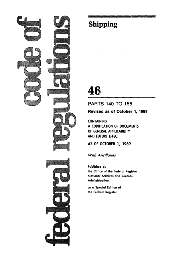 handle is hein.cfr/cfr1989169 and id is 1 raw text is: Shipping