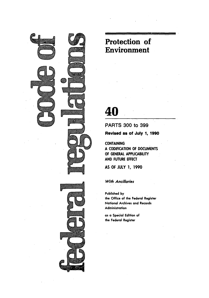 handle is hein.cfr/cfr1990148 and id is 1 raw text is: Protection of
