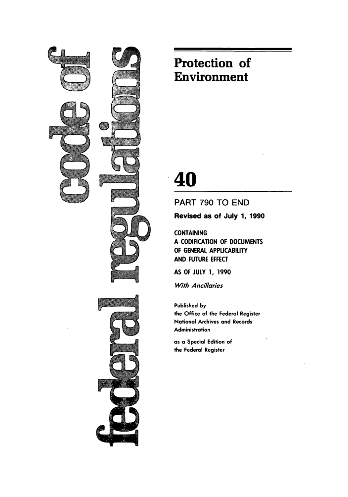 handle is hein.cfr/cfr1990152 and id is 1 raw text is: Protection of