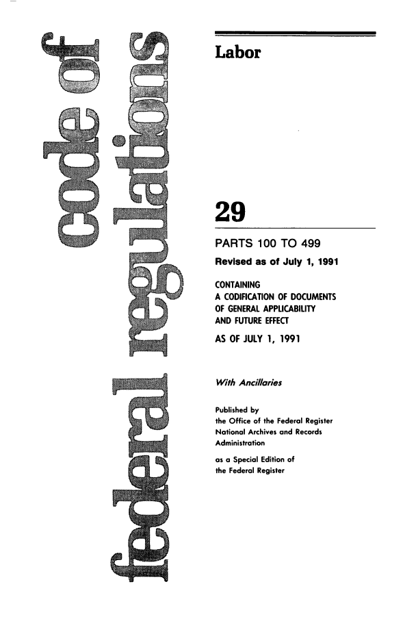 handle is hein.cfr/cfr1991105 and id is 1 raw text is: ~Labor