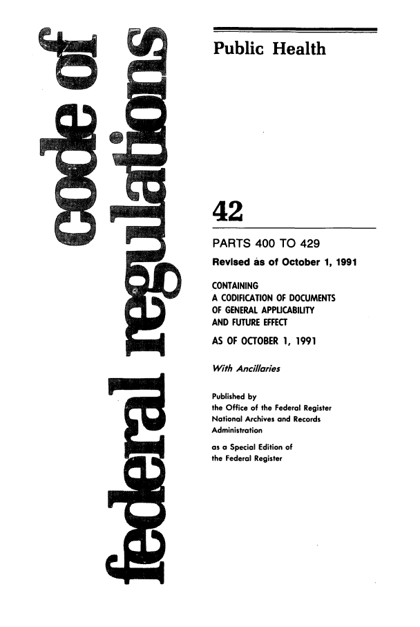 handle is hein.cfr/cfr1991158 and id is 1 raw text is: t=