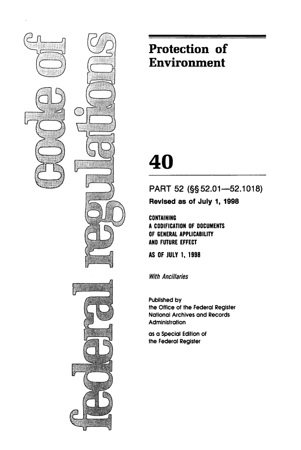 handle is hein.cfr/cfr1998135 and id is 1 raw text is: rJi