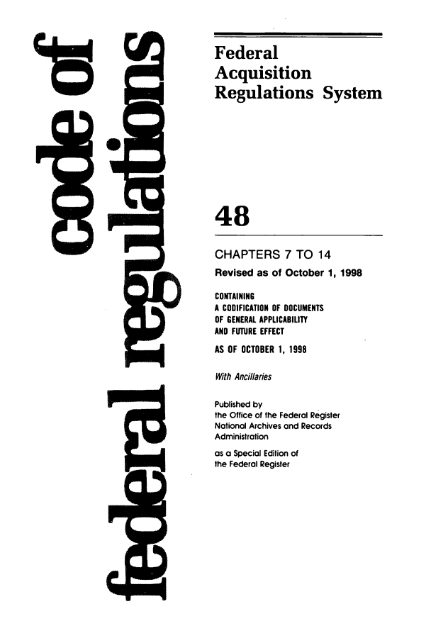 handle is hein.cfr/cfr1998188 and id is 1 raw text is: Federal