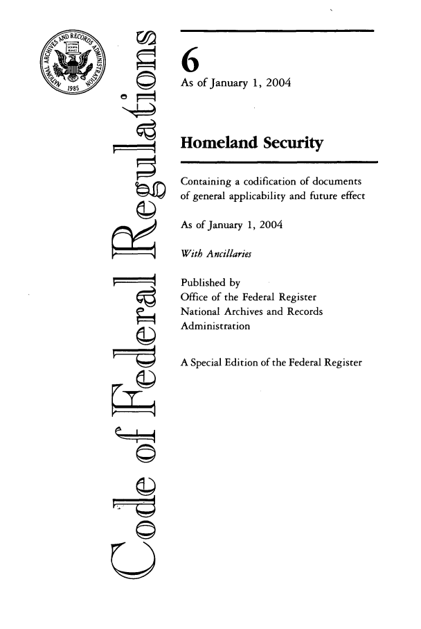 handle is hein.cfr/cfr2004007 and id is 1 raw text is: RE