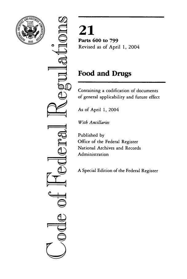 handle is hein.cfr/cfr2004066 and id is 1 raw text is: �IA