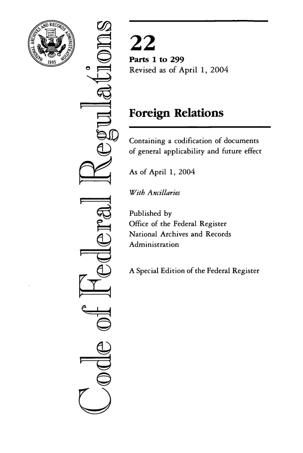 handle is hein.cfr/cfr2004069 and id is 1 raw text is: REC