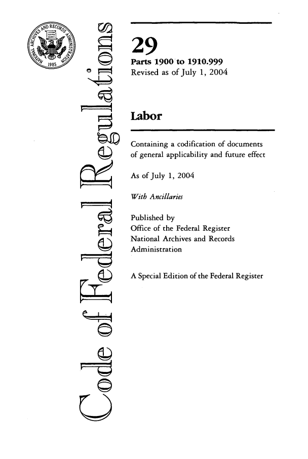 handle is hein.cfr/cfr2004106 and id is 1 raw text is: RE