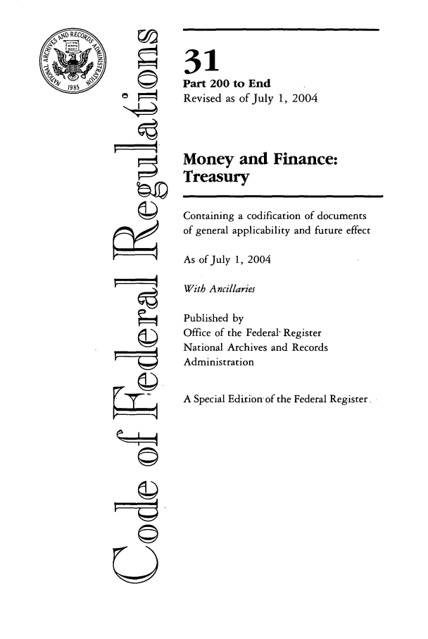 handle is hein.cfr/cfr2004115 and id is 1 raw text is: -I4