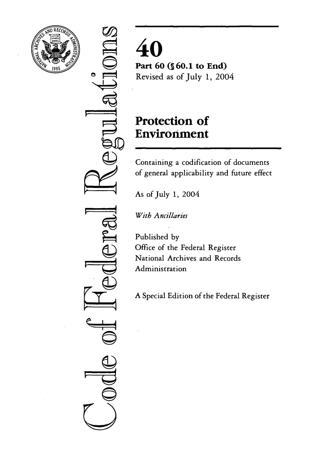 handle is hein.cfr/cfr2004143 and id is 1 raw text is: 1985