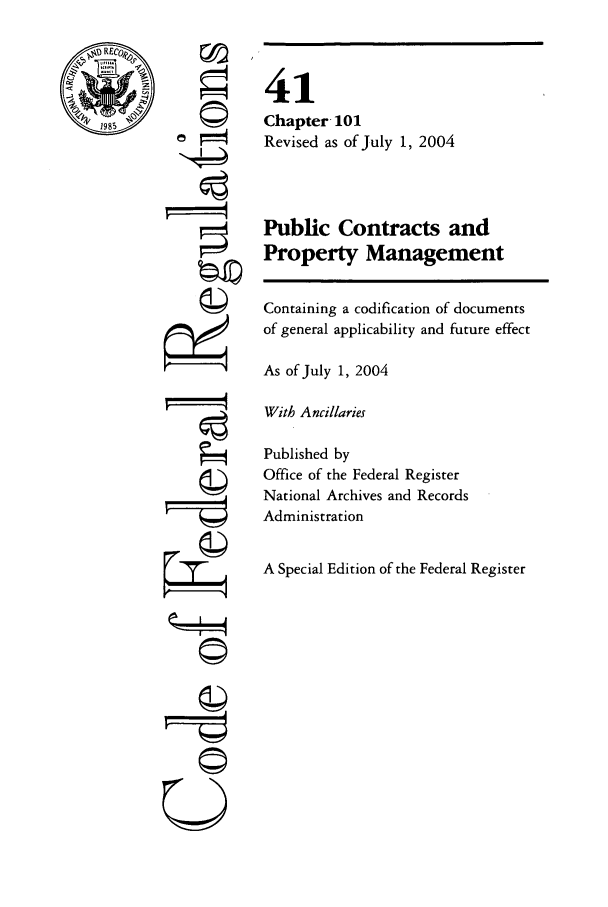 handle is hein.cfr/cfr2004169 and id is 1 raw text is: �I
