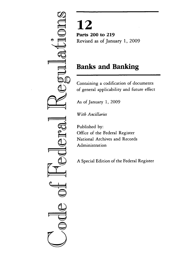 handle is hein.cfr/cfr2009033 and id is 1 raw text is: �II