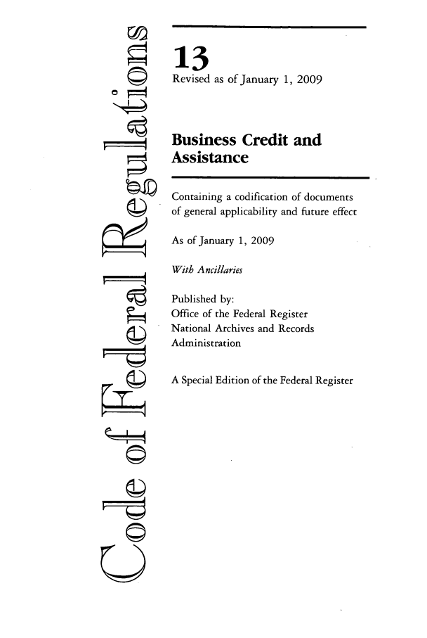 handle is hein.cfr/cfr2009039 and id is 1 raw text is: �I
