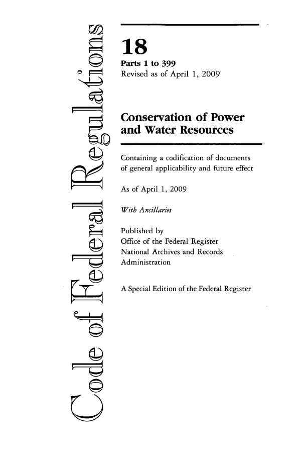 handle is hein.cfr/cfr2009053 and id is 1 raw text is: �I