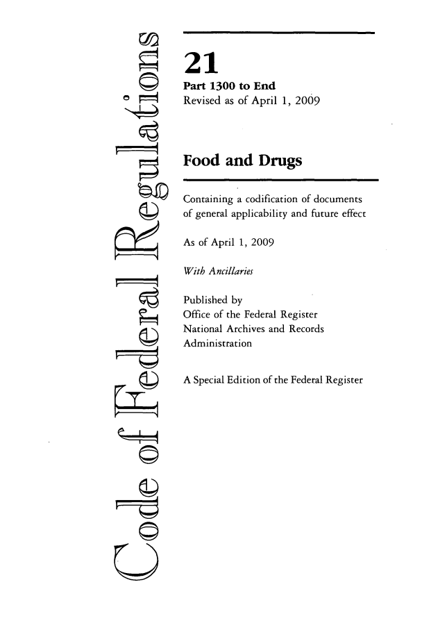 handle is hein.cfr/cfr2009069 and id is 1 raw text is: �4