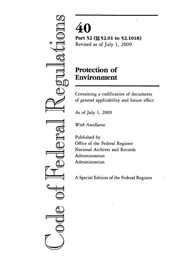 handle is hein.cfr/cfr2009141 and id is 1 raw text is: �I