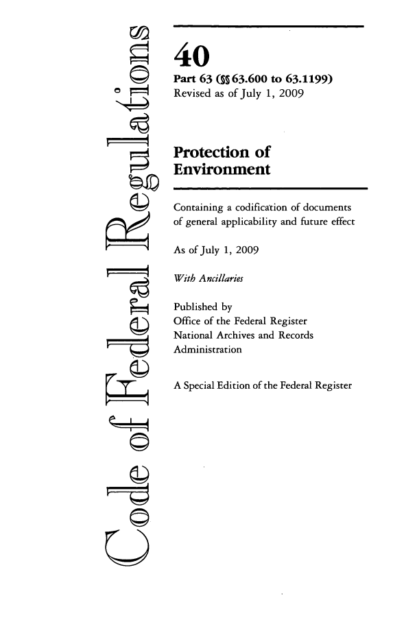 handle is hein.cfr/cfr2009148 and id is 1 raw text is: U