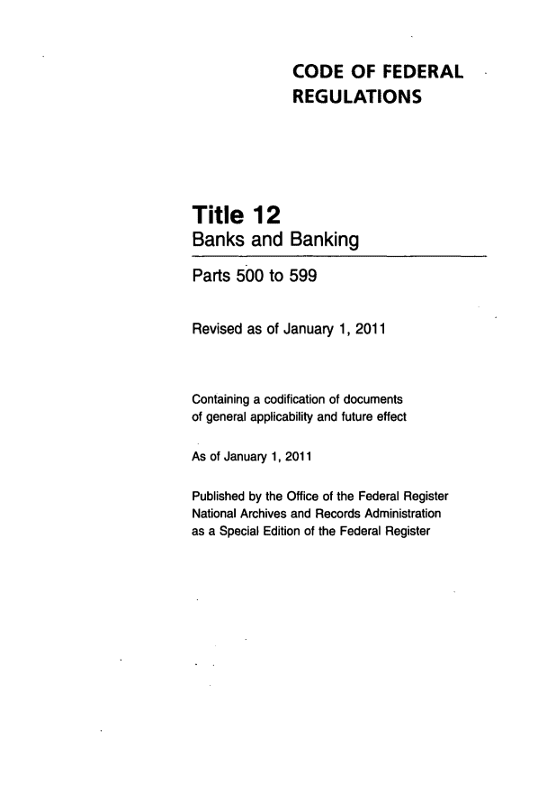 handle is hein.cfr/cfr2011035 and id is 1 raw text is: CODE OF FEDERAL