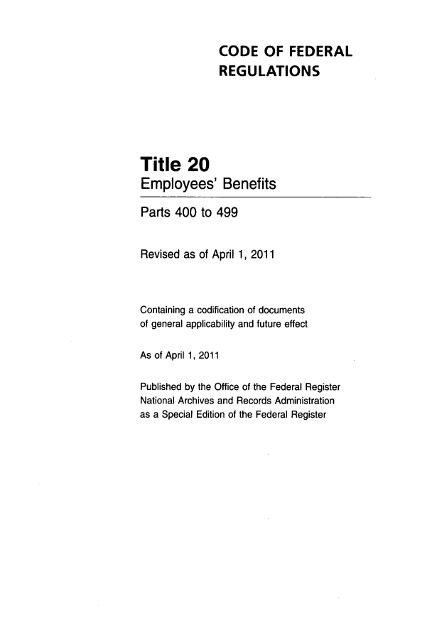 handle is hein.cfr/cfr2011058 and id is 1 raw text is: CODE OF FEDERAL