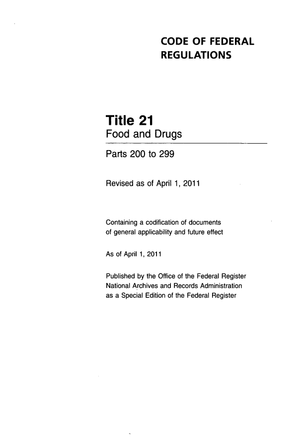 handle is hein.cfr/cfr2011063 and id is 1 raw text is: CODE OF FEDERAL