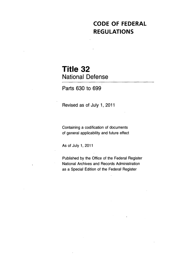 handle is hein.cfr/cfr2011122 and id is 1 raw text is: CODE OF FEDERAL