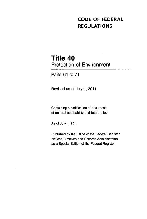 handle is hein.cfr/cfr2011153 and id is 1 raw text is: CODE OF FEDERAL