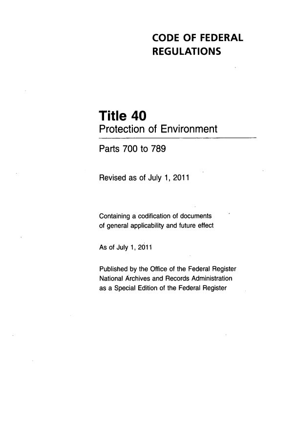 handle is hein.cfr/cfr2011168 and id is 1 raw text is: CODE OF FEDERAL