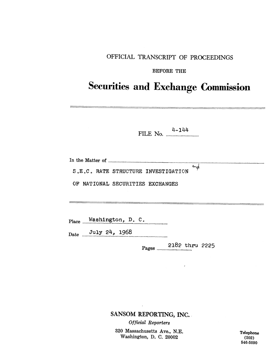 handle is hein.congrec/otsecinvnse0016 and id is 1 raw text is: 