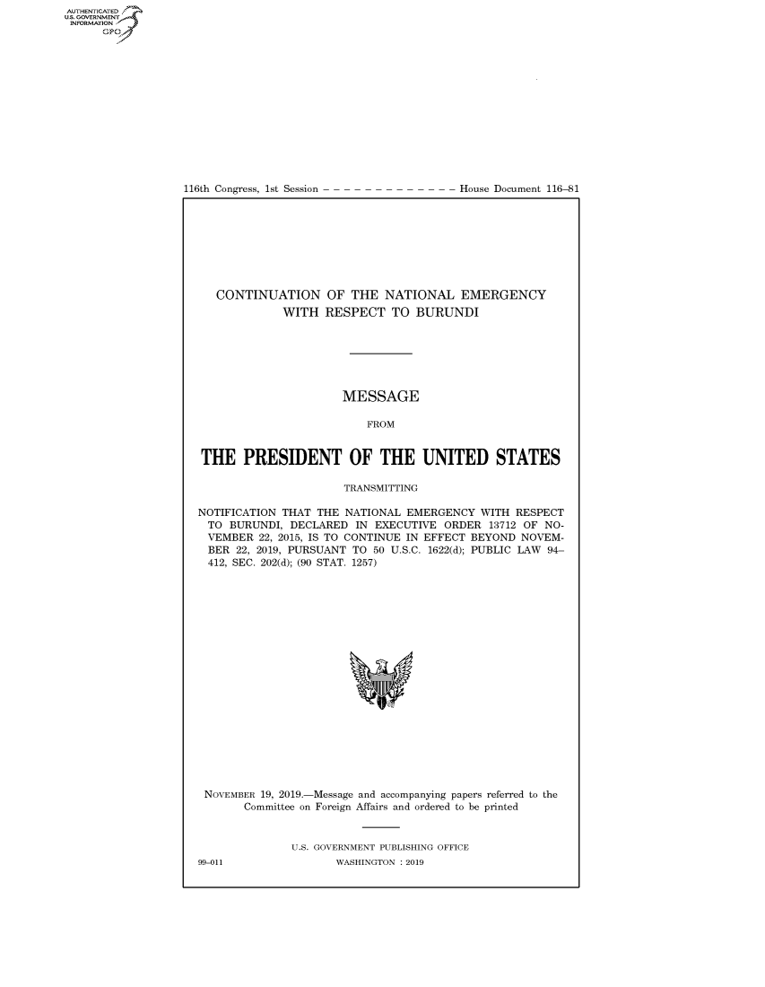 handle is hein.congrecdocs/crptdocsxaajb0001 and id is 1 raw text is: 