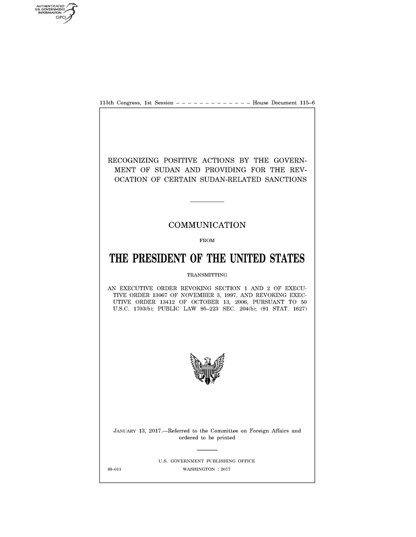 handle is hein.congrecdocs/crptdocsxebj0001 and id is 1 raw text is: AUTHENTICATEO