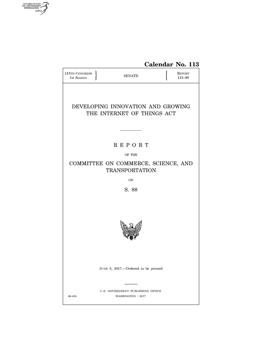handle is hein.congrecreports/crptxaaju0001 and id is 1 raw text is: AUTHENTICATEO
