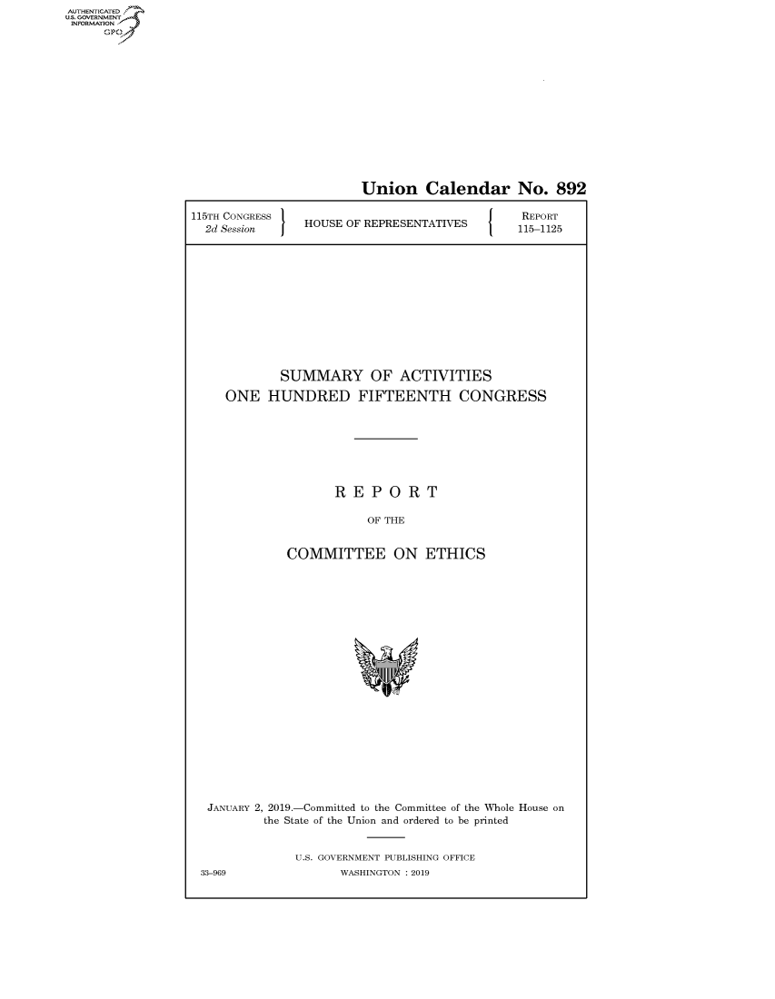 handle is hein.congrecreports/crptxaces0001 and id is 1 raw text is: AUTHENTICATED