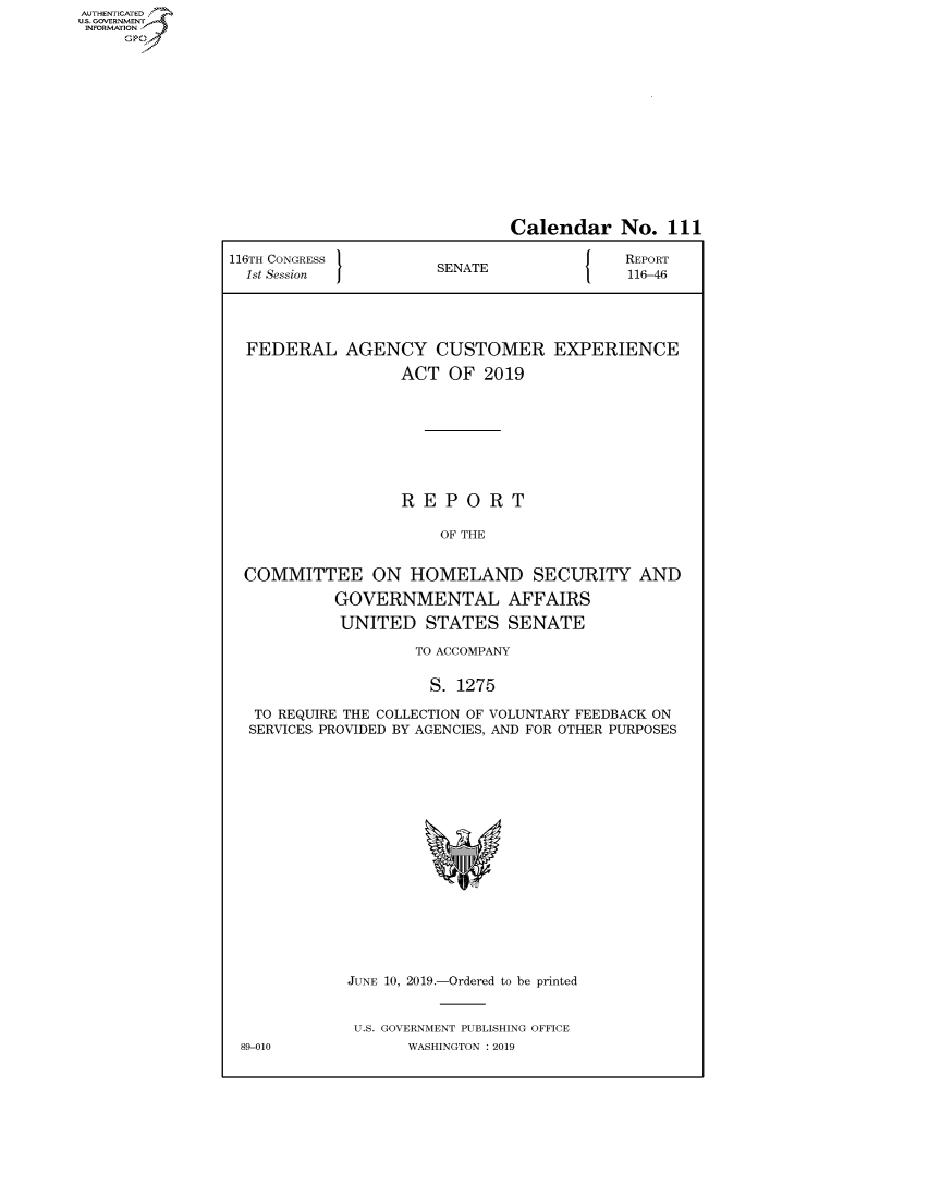 handle is hein.congrecreports/crptxaclx0001 and id is 1 raw text is: AUTHENTICATEO