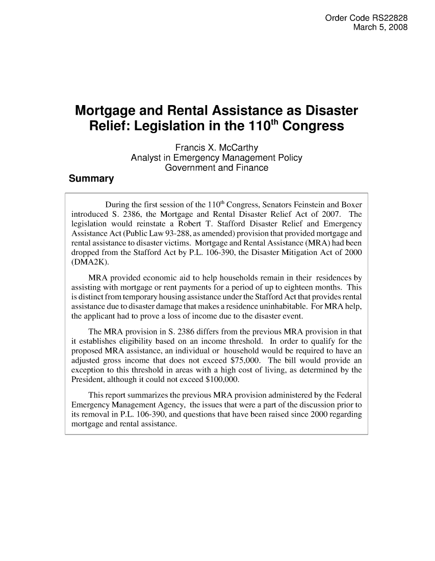 handle is hein.crs/crsajtj0001 and id is 1 raw text is: Order Code RS22828