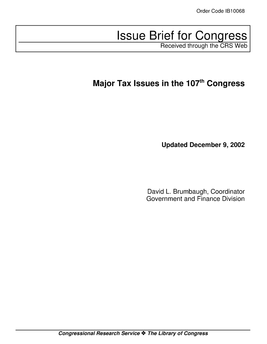 handle is hein.crs/crsuntaaatc0001 and id is 1 raw text is: Order Code 1B10068