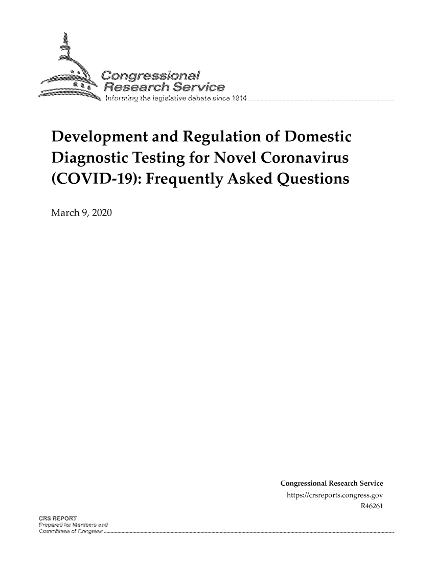 handle is hein.crs/govcatq0001 and id is 1 raw text is: 