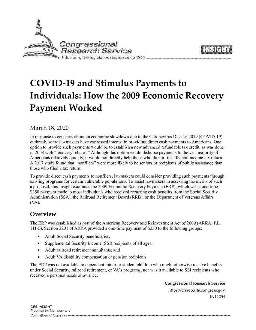 handle is hein.crs/govcizq0001 and id is 1 raw text is: 