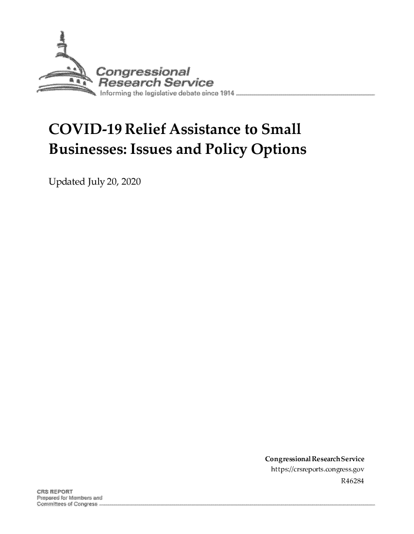handle is hein.crs/govdban0001 and id is 1 raw text is: 