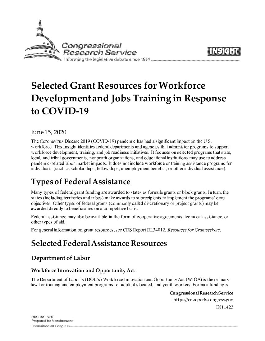 handle is hein.crs/govddyx0001 and id is 1 raw text is: 